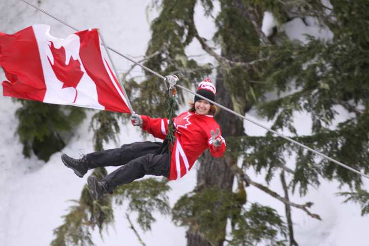 Celebrate Canada Day the Canadian Way in Whistler