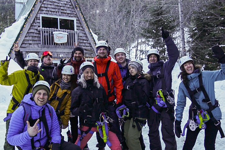 Special Film Screening & Fundraiser at Ziptrek's A-Frame!