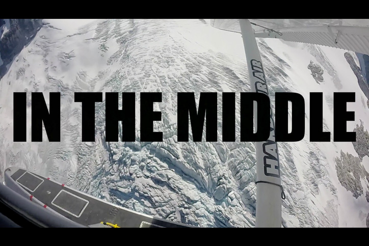 #ZiptrekLife Presents: In the Middle