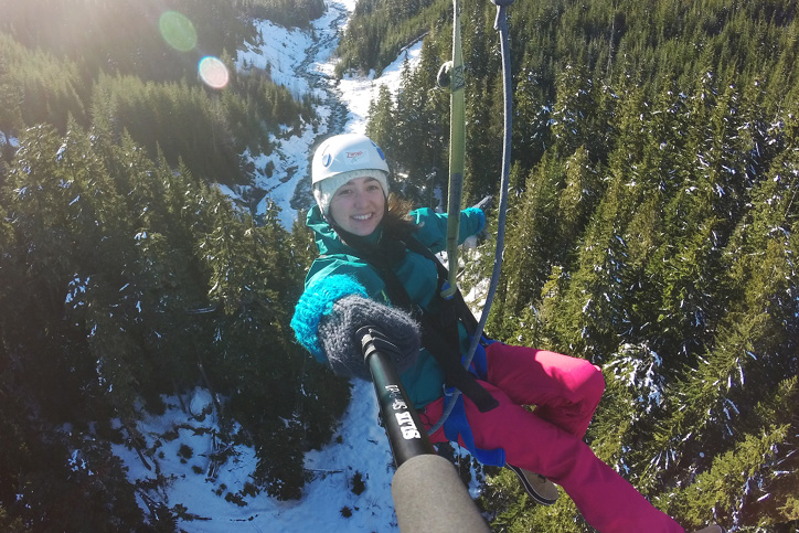 4 Reasons to Go Spring Ziptrekking