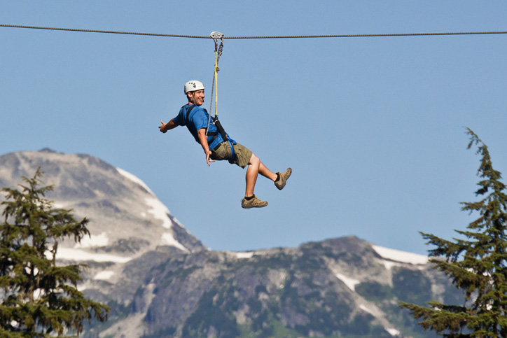 What to Wear Ziplining in Summer