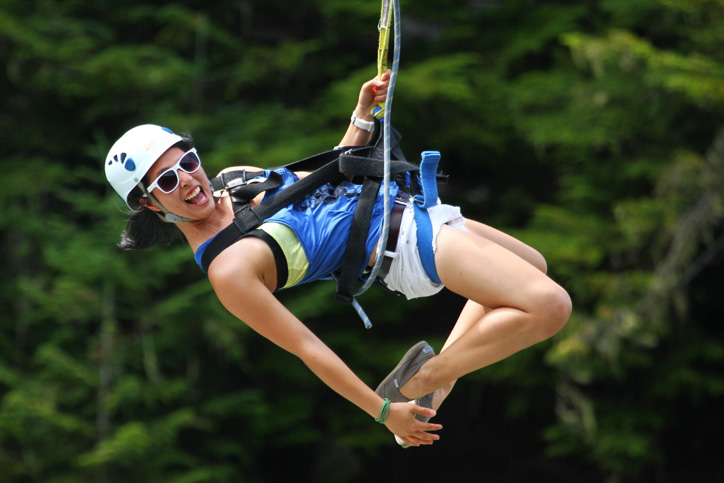 Top 10 Ways to Zipline in Style