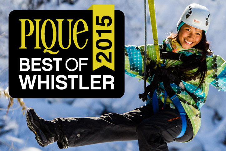 Best of Whistler 2015