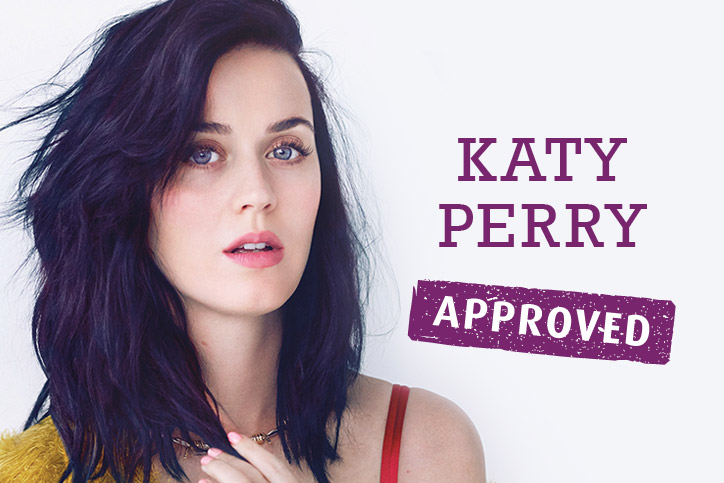 Sasquatch is Katy Perry Approved