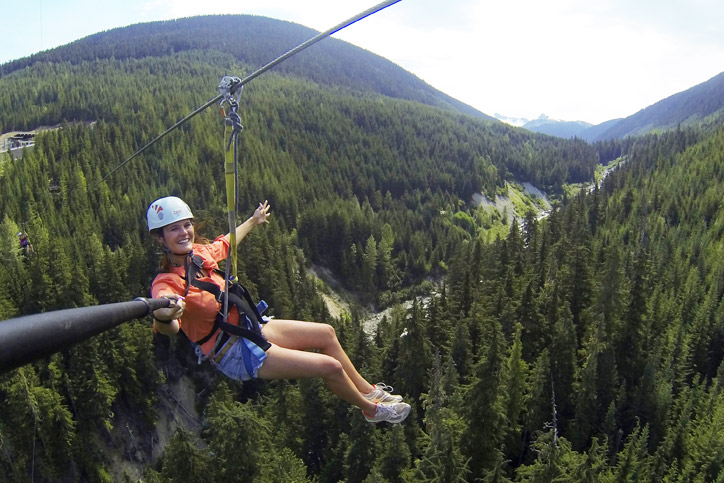 Best of Summer with Ziptrek